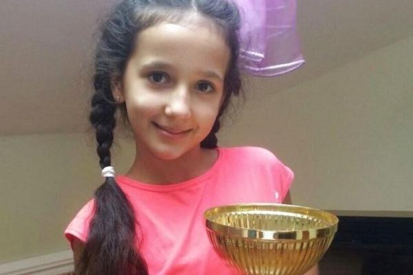 11-річна тернополянка входить до 50-ки найкращих тенісистів України