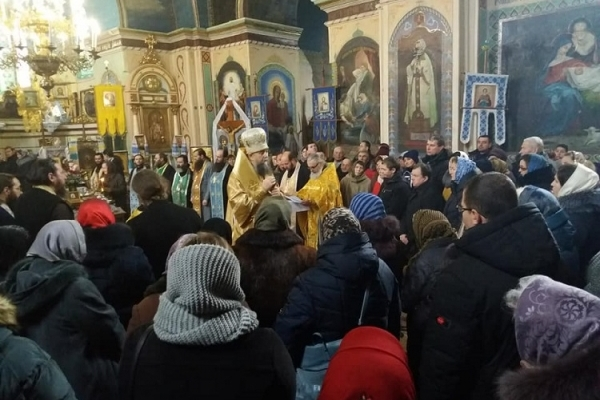 Ректор Почаївської духовної семінарії провокує релігійні конфлікти?