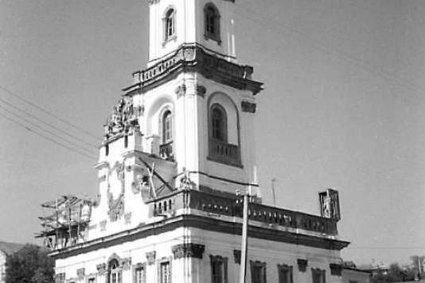 Історичні фото міста на Тернопільщині у 1991-1992 роках