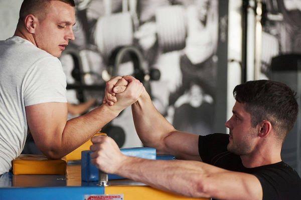 Досягнути власного Олімпу: Дмитро Шемчук – вихованець чемпіона світу з армспорту