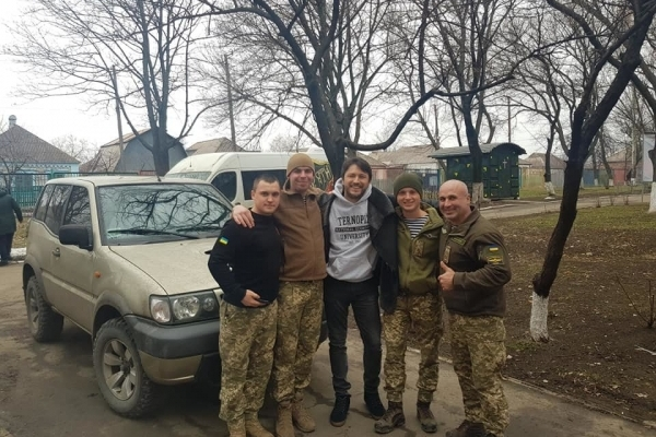Відомий тернополянин звернувся до кожного небайдужого українця (Фото)