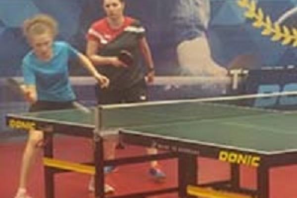 Вихованка Тернопільського «Інваспорту» Роксолана Будник здобула «срібло» на чемпіонаті України з настільного тенісу