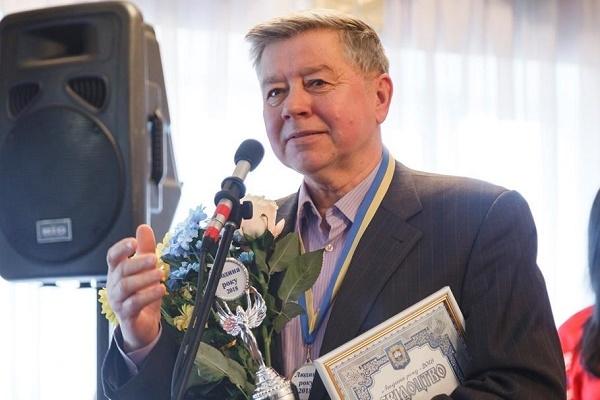 На Тернопільщині журналіст став лауреатом конкурсу «Людина року-2018» (Фото)