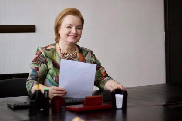 Ольга Бенч із Бережан зайняла посаду ректора Київської Академії Мистецтв