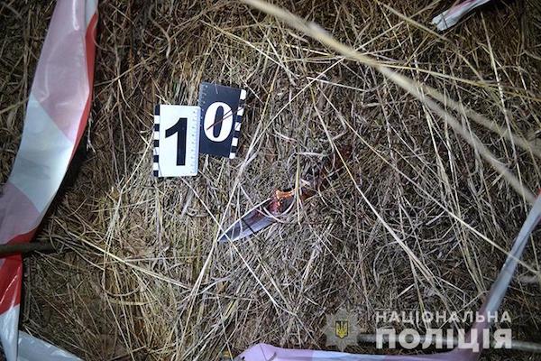У Борщівському районі чоловік двадцять разів проштрикнув ножем дружину і себе