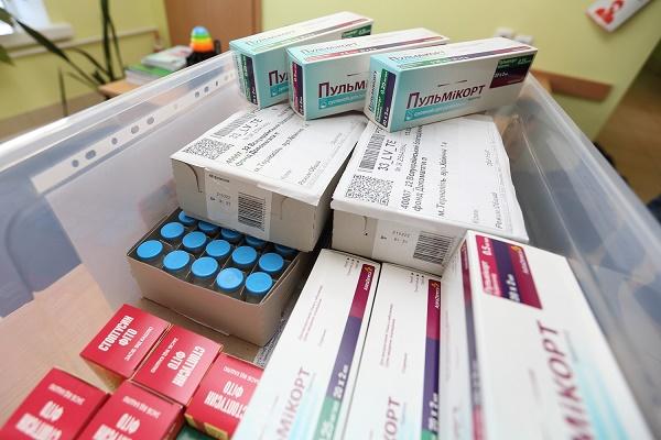 Міська дитяча лікарня отримала сучасні ліки на період епідемій кору та ГРІ