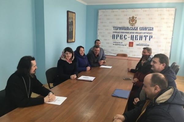 Ще дві парафії на Тернопільщині перейшли в лоно Помісної Української Православної Церкви