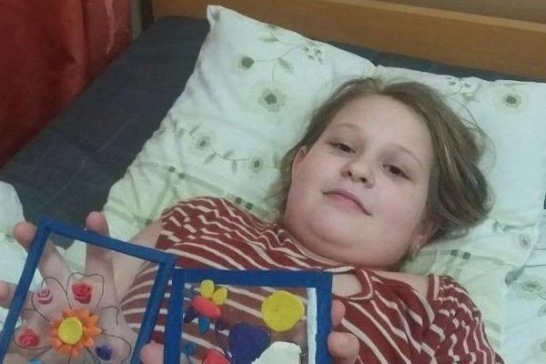 Маленька дівчинка потребує вашої допомоги: потрібна остання операція