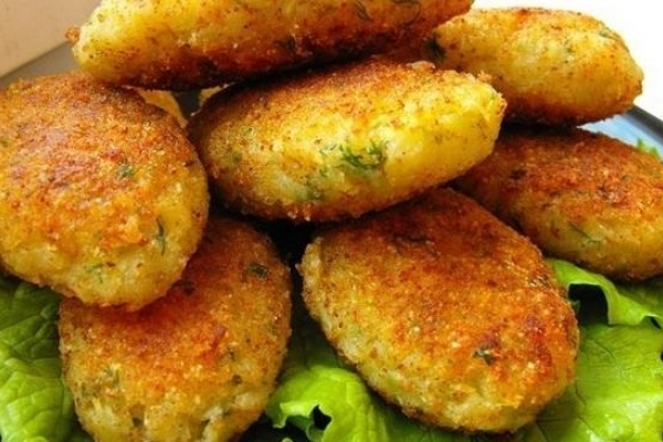 Котлети без м'яса: найсмачніша страва в піст