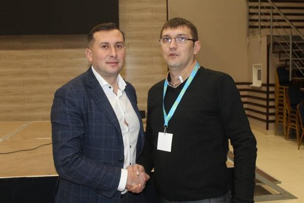 Тараса Юрика переобрали головою федерації футболу Тернопільської області (Фото)