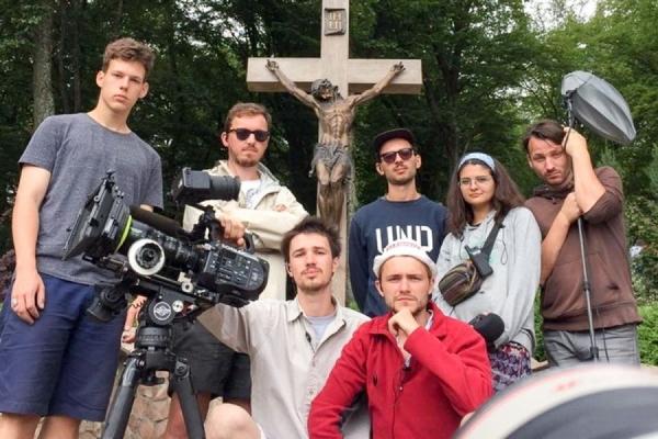 Коломийські оператори знімають фільм про Зарваницю за підтримки Держкіно (Фото)