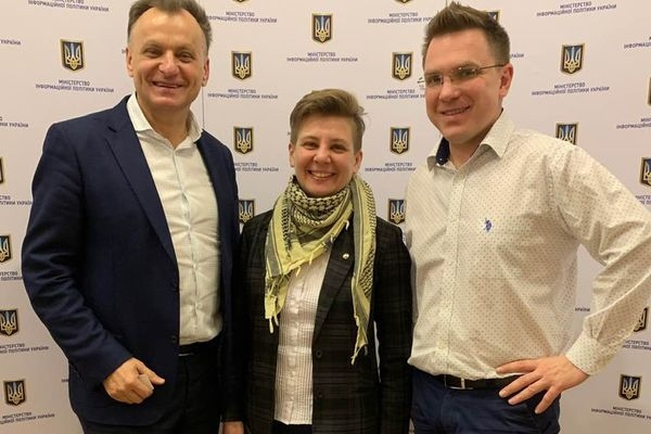 Україномовне інтернет-телебачення, яке популяризує нашу країну за кордоном, отримало підтримку Міністерства інформаційної політики