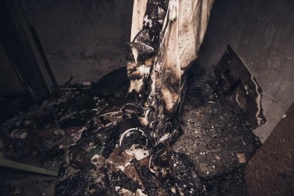 У Тернополі ледь не згоріло недіюче кафе
