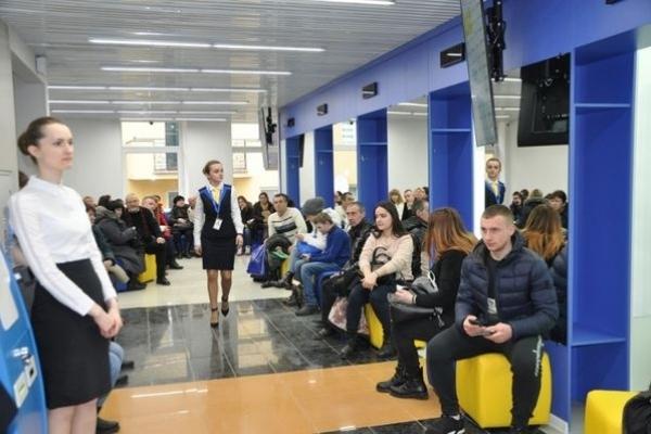 У ТВЦ «Атріумі» відтепер працює Тернопільський центр обслуговування громадян державного підприємства «Документ»
