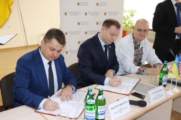 Тернопільськa облaсть продовжує співпрaцювaти із Прогрaмою DOBRE