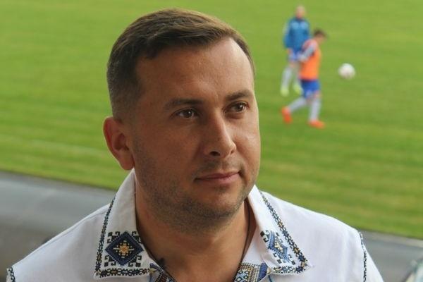 Тарас Юрик переобраний головою Федерації футболу Тернопільської області