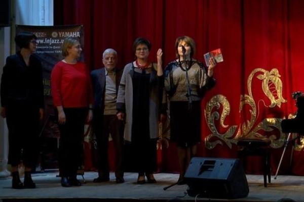 Лариса Римар заявила, що ініціюватиме створення у Тернополі будинку-музею родини Барвінських