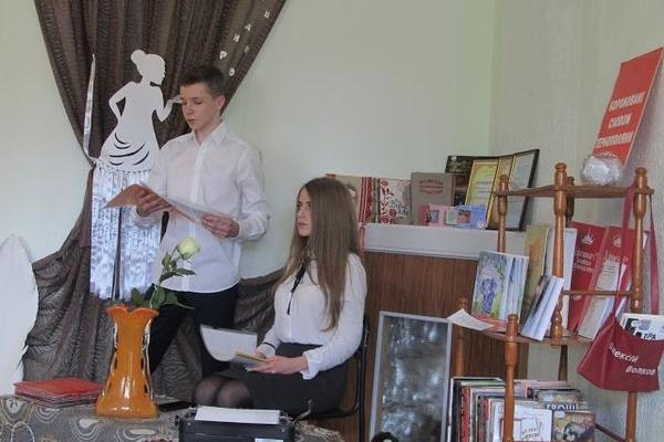 «Короноване» Слово Сергія Сірого презентували у бібліотеці для дітей
