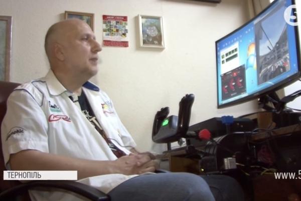 «Реалістичність польоту дуже висока»: Тернополянин зробив бюджетний авіасимулятор