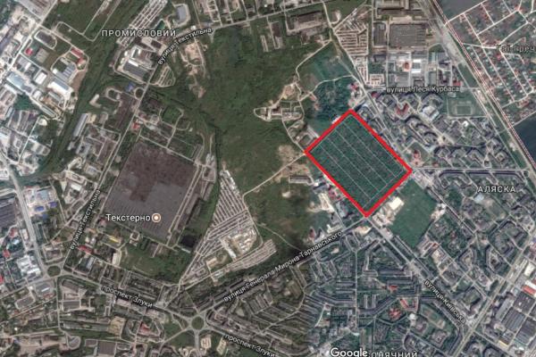 Тернополяни вимагають, щоб один з парків міста займав 17.5 га
