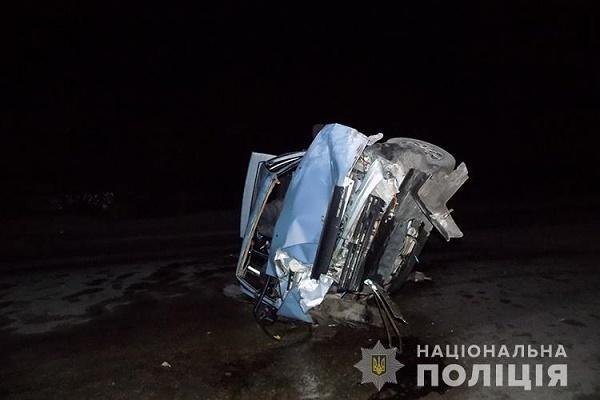 У ДТП в Кременці травмувалось п'ятеро людей