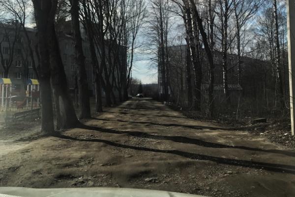 Тернополяни вимагають відремонтувати дорогу на одній з вулиць біля кінцевої зупинки громадського транспорту
