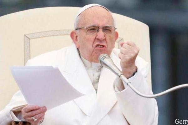 «Краще бути атеїстом, ніж ходити до церкви і зневажати ближніх» – папа Франциск