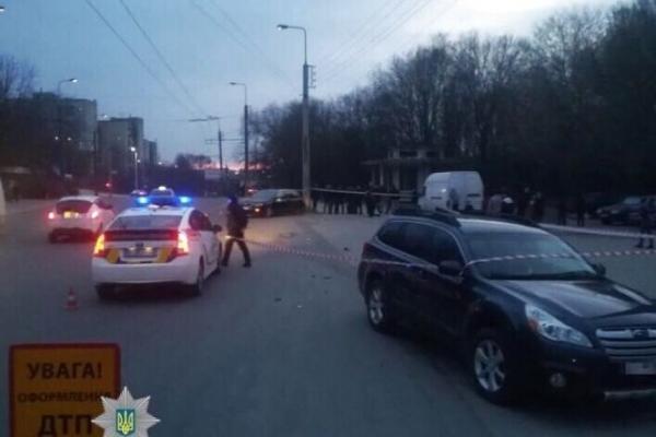 Тернопільські поліцейські спростували інформацію щодо ДТП за участі 13-річної дівчини
