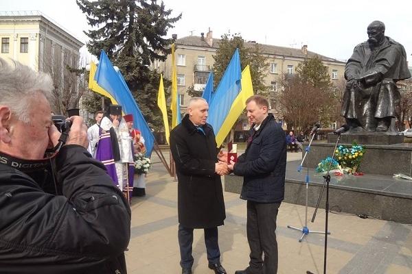 Тернополянин Микола Шот став Заслуженим журналістом України