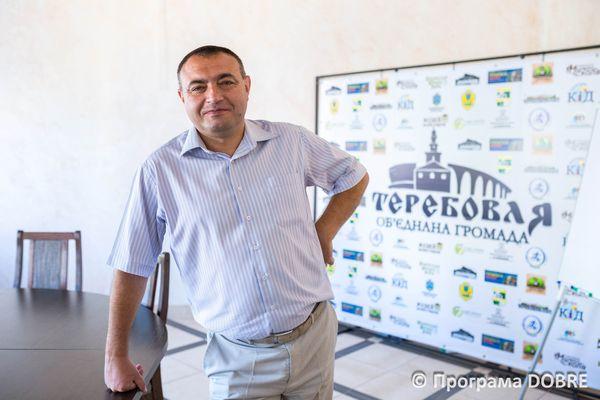 «Заробляти мають усі, навіть культура і спорт!» - інтерв'ю голови Теребовлянської ОТГ