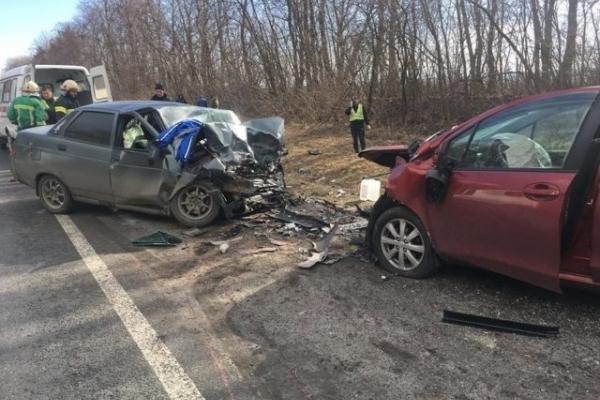 Внаслідок ДТП на Зборівщині водійка втратила пам'ять і отримала черепно-мозкову травму (Фото)