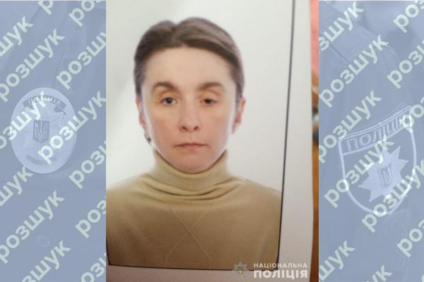 На Тернопільщині загадково зникла жінка