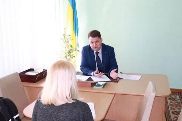 Прийоми громадян головою Тернопільської облради дають результати