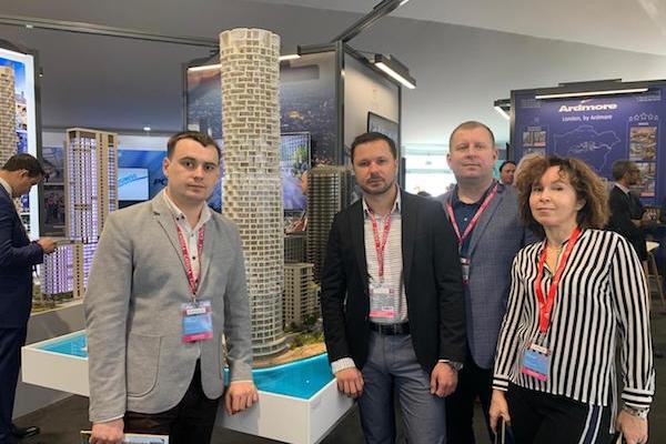 Делегація компанії Креатор-Буд на чолі з Ігорем Гудою перебуває у Франції на головній події року у галузі світового ринку нерухомості MIPIM 2019