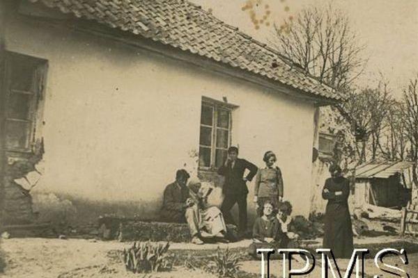 Село Шили на фото 1920-х років