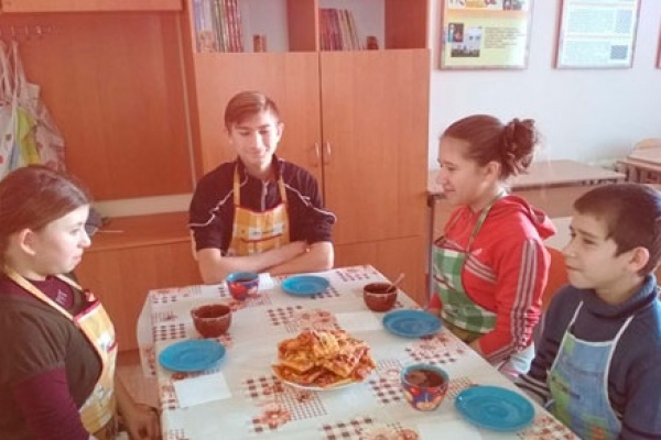 У Бережанській школі-інтернаті готують дітей до дорослого життя