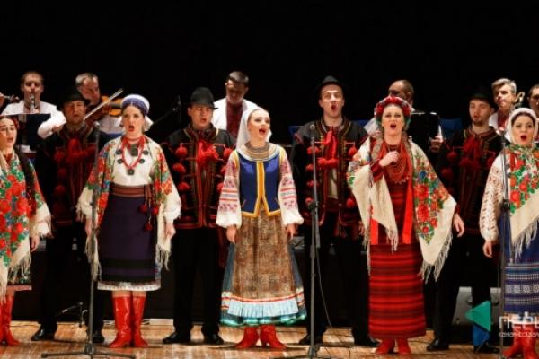 Відомий академічний український народний хор імені Григорія Верьовки їде у Тернопіль