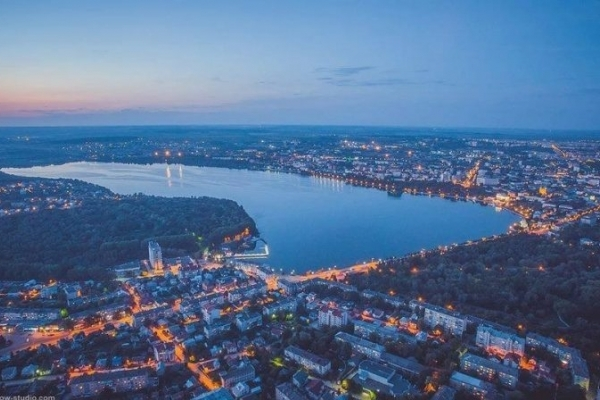 Як Тернопіль святкуватиме День Незалежності і День міста