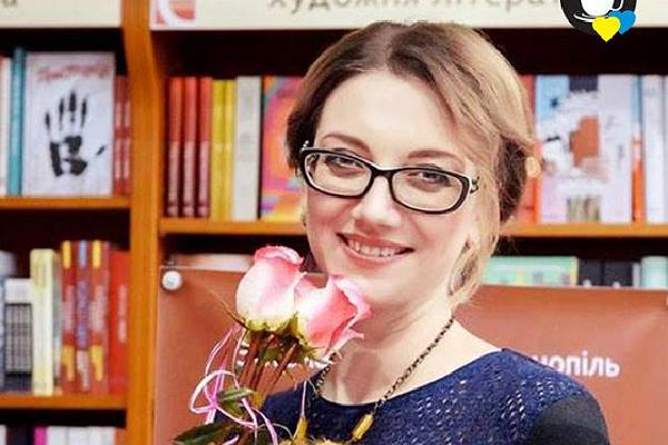 Охочі можуть купити зустріч з тернопільською письменницею