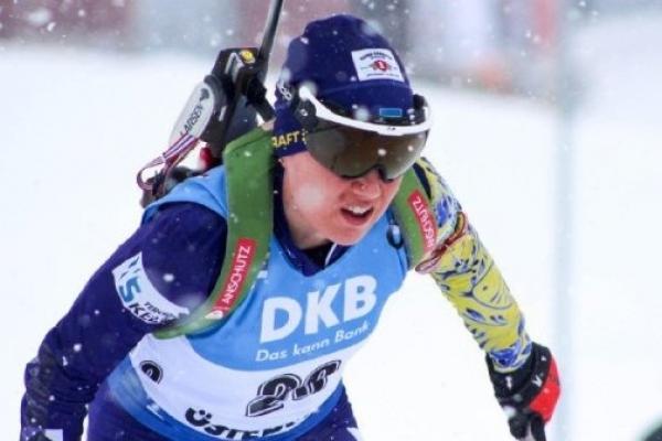 Тернополянка у складі жіночої збірної з біатлону здобула «бронзу» на чемпіонаті світу
