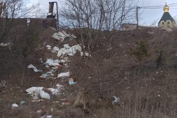 «Савич Парк» у Тернополі біліє вже не від снігу