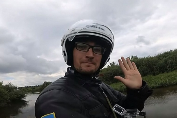 Куди тече річка Горинь: мандрівник подолав шлях від витоку річки на Тернопільщині до гирла в Білорусі за вісім днів