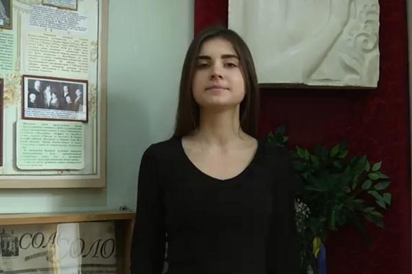Студенти Тернопільського музичного коледжу приєдналися до флешмобу (Відео)
