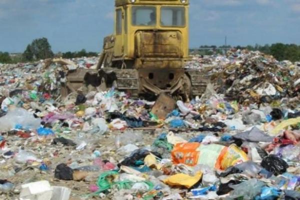 На Кременеччині облаштують масштабне сміттєзвалище