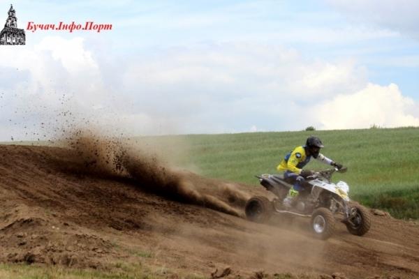 У Бучачі знову відбудуться змагання з мотокросу