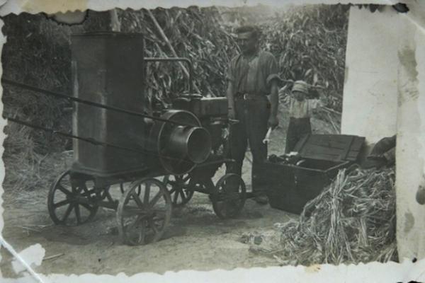 Село Королівка на фото 1920-х років