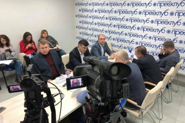 Тернопільські політики обговорили ситуацію перед виборами