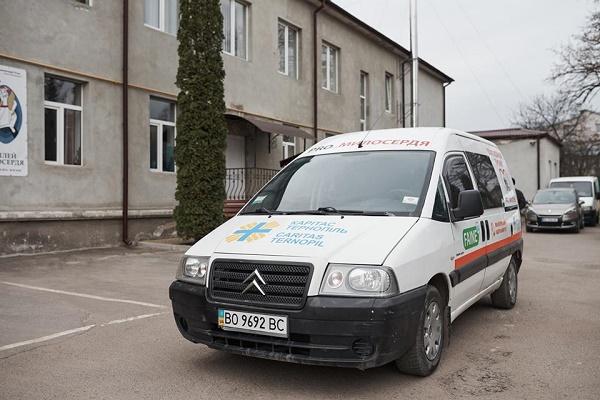 Тернопільські благодійники організували допомогу потребуючим міста (Фото)