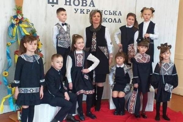 Нові моделі шкільної форми презентували у Тернополі