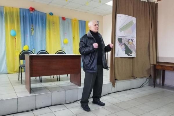 Громада не дозволила забудувати біатлонне кільце у Підгородньому